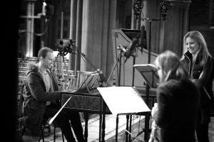 Recording with Florisma